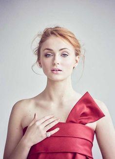 Game of thrones cast, Sophie Turner, Sansa Stark
