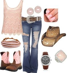 """""""Pink"""" by srose38 on Polyvore"""
