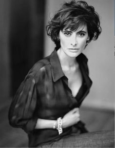 Women are like wine - some turn to vinegar, but the best improve with age Inès de La Fressange (born 11 August 1957), is a French mode...