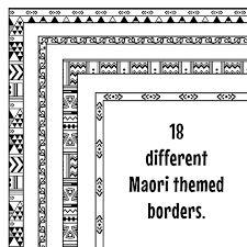 Image result for maori design borders