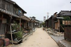 二十四の瞳映画村(香川・小豆島) Nijushi no Hitomi Eiga-mura, Shodoshima Island, Kagawa, Japan