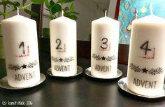 kunst:stück : Advent, Advent ...