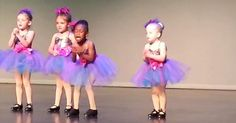 This Tap Dancing Girl Surprises The Whole Audience. Seriously The Funniest Thing EVER!! http://faithreel.com/adorable-girl-surprises-whole-audience-seriously-funniest-thing-ever/ …