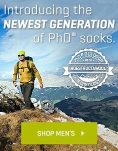 High performance Merino socks & apparel: Extraordinary comfort for hiking, skiing, outdoor sport, running, walking, cycling & daily use