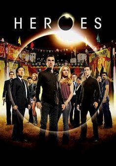 Heroes - Awesome series.  So fun to watch the characters grow into their powers and change to meet their potential, both good and evil.