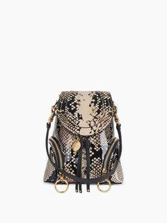 e9f30ca1b1d57 Chloé Small Olga Backpack 💜🧡🤩 #bags #bag #style #purses #