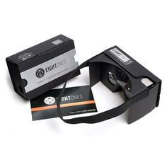 Google Cardboard VR Kit - A fun entry-level kit to experience virtual reality and 360° videos