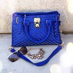 "Spotted while shopping on Poshmark: ""Royal Chic Elegance Handbag""! #poshmark #fashion #shopping #style #Handbags"