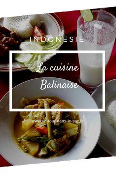Un délice… La cuisine balinaise est variée, colorée et épicée. Clairement, elle donne encore plus de saveur aux voyages à Bali. On y retournerait bien rien que pour ça !