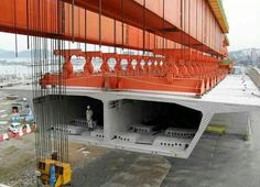 #Ingeniería #Civil #Puentes  Vía Twitter @Estructurando #Ingeniería Bridge Engineering, Civil Engineering Construction, Bridge Construction, Bridge Structure, Concrete Structure, Architecture Old, Architecture Details, Diesel Trucks, Hoover Dam Bridge