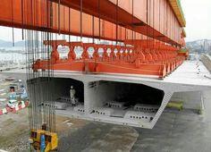 #Ingeniería #Civil #Puentes  Vía Twitter @Estructurando #Ingeniería