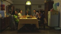 'Rumah dan Musim Hujan' [One Day When the Rain Falls] (Indonesia, 2013), directed by Ifa Isfansyah. Screened at the 2013 Rotterdam Film Festival, the film tells the story of one Javanese family.