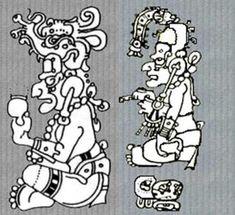 Esta es una fotografia del dios del surmundo. Las Mayas creian que si no dar las gracias a los dioses y vivir una vida buena, van a ir a el surmundo. Ninguna persona quiere ir a el surmundo porque es una lugar horrible.