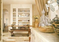 pam pierce, limestone, and one of my favorite kitchens