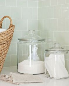 Spruce up your laundry