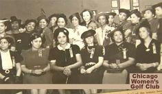 """""""...The Chicago Women's Golf Club was founded in 1937 by three ladies. At a time where golfing for African Americans was not a thing especially not for women,..."""" Ciji Henderson, president of the Chicago Women's Golf Club. In Chicago's Pill Hill neighborhood you'll find a piece of history."""