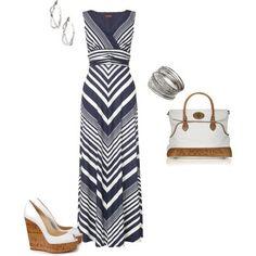 Trendy women dresses 2013