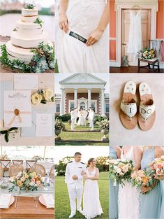 Peachy Summer Wedding with Annapolis + Destination Film Wedding Photographer, Renee Hollingshead, as seen on Wedding Sparrow with Adriana Marie Events, Crimson + Clover Floral Design, White Glove Rentals, Sugarplum Tents, Rouge Fine Catering, Show Me Your Mumu, Lovely Bride Philadelphia, Jack Rogers, Kelsey Malie Calligraphy, Pretty Weird Beauty, Go Navy Rentals, and more. Unique Flower Arrangements, Unique Flowers, Wedding Planning Tips, Wedding Planner, Floral Wedding, Wedding Flowers, Wedding Dresses, Summer Wedding, Wedding Day