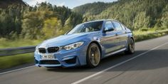 2014 BMW M3: Review