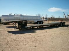 Our featured #trailer is a 2001 XL Specialized 48 x 102 #Lowboy, Air Ride Suspension, Fixed Axle, All Steel Wheels, Wood Floor. Check out this week's recently added trailers at http://www.nexttruckonline.com/trailers-for-sale/All-Categories/All-Makes/All-Sizes/results.html?days_old-max=7