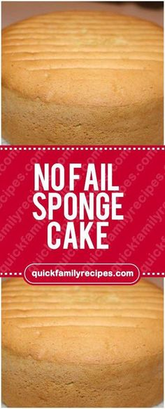 NO FAIL SPONGE CAKE You are in the right place about summer cake recipes Here we offer you the most beautiful pictures about the cake recipes vanilla you are looking for. When you examine the NO FAIL SPONGE CAKE part of the picture you can … Genoise Sponge, Vanilla Sponge Cake, Chocolate Sponge Cake, Vanilla Cake, Strawberry Sponge Cake, Sponge Cake Mix, Easy Sponge Cake Recipe, Sponge Cake Recipes, Easy Cake Recipes