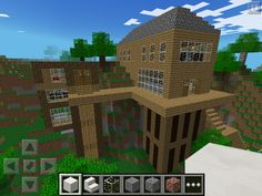 41 top minecraft mountains houses images minecraft mountain house rh pinterest com