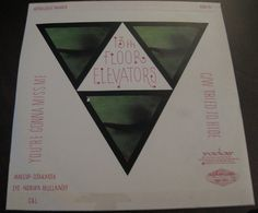 "13th Floor Elevators You're Gonna Miss Me Tried to Hide Green Vinyl 7"" Single 