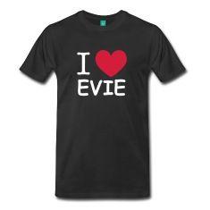 EVIE,i love EVIE,I love