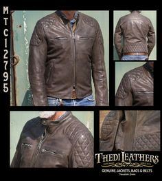 Thedi Leathers: Leather Jackets