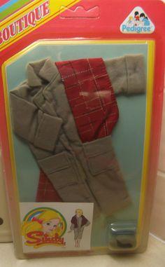 Vintage Pedigree Sindy BOXED Complete 1986 Coat Boutique Range NRFB 43161 | 15.99+2.95