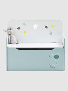 coffre de rangement avec roulettes vertbaudet enfant laureline chambre pinterest. Black Bedroom Furniture Sets. Home Design Ideas