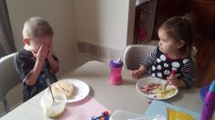 """I gave his sister lunch."" Submitted By: Nicol G.Location: Michigan, United States"