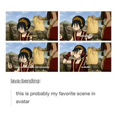 I'm so happy I just saw 3 new avatar accounts ☺️ the fandoms growing yayyy! I love this scene Avatar Aang, Avatar Airbender, Avatar The Last Airbender Funny, The Last Avatar, Avatar Funny, Team Avatar, Blue Exorcist, Fandoms, The Familiar Of Zero