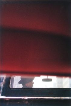 Saul Leiter, 'Driver', ca. 1950