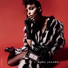 Emily Ratajkowski • Marc Jacobs Fall '15 campaign photographed by David Sims