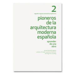 II Congreso Pioneros de la Arquitectura Moderna Española: Pioneros de la arquitectura moderna española, aprender de una obra. Signatura: 734 COG-2015. Na biblioteca: http://kmelot.biblioteca.udc.es/record=b1535804~S1*gag