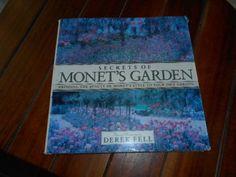 Buy DEREK FELL - Secrets of Monet's Garden: Bringing the Beauty of Monet's Style to Your Own Gardenfor R55.00