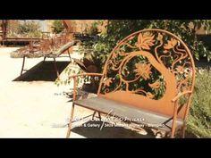Custom Made wrought iron Gates, Security Doors, Signs, Outdoor and garden Furniture, Garden Art, Metal Sculpture, Birdbaths and Metal garden Wall Art, Metal laser cut garden privacy screens