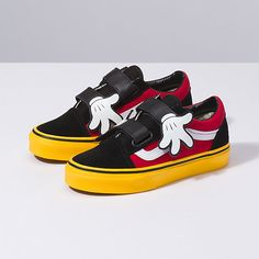 Disney x Vans Kids Old Skool V  db49e9d61