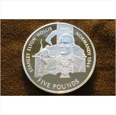 2006 £5 Victoria Cross winners Silver Proof Collection 13th coin on eBid United Kingdom