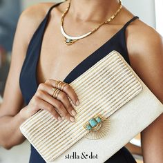 A sneak peek at the new Stella & Dot Summer 2016 collection! #stelladotstyle