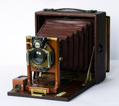 The first photo camera was created in 1816.