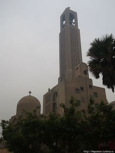Собор святого Марка * Каир * Провинция Каир * Египет * Африка * Города, страны и материалы * Материалы * Личная страница: Napoleon