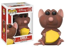 Funko Disney Pop! Ratatouille - Emile #271