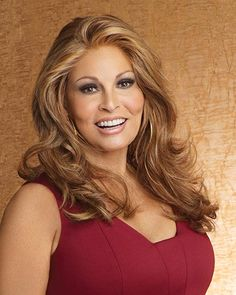 Limelight by Raquel Welch offers long, lush waves that fall to below mid-back for a glamorous night out. With a Limelight wig your styling options are virtually limitless! The Tru2Life Heat Friendly Fiber of Limelight looks and feels like human hair. You can use heat styling devises to create new looks. Free Shipping in the US. Our Price: $329.80 Synthetic Lace Front Wigs, Synthetic Wigs, Illinois, Warm Blonde Highlights, Raquel Welch Wigs, Raquel Welch Today, Monofilament Wigs, Melania Trump, Jon Renau
