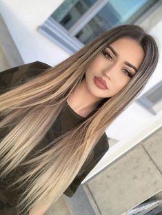 Natural Hair Mask to Boost Hair Growth - Cornment Ombre Hair, Balayage Hair, Hair Inspo, Hair Inspiration, Fashion Inspiration, Natural Hair Styles, Long Hair Styles, Brown Blonde Hair, About Hair