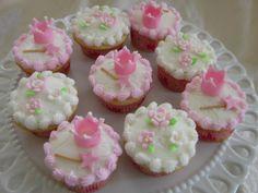 Cupcakes for a Princess — Cupcakes!