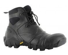Hi-Tec Para Waterproof Walking Boots - 13 - Black - http://authenticboots.com/hi-tec-para-waterproof-walking-boots-13-black/