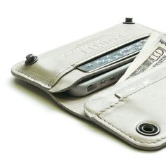 iPhone case + wallet, if I could pare down my cards. Plus, it's from Estonia. LOVE.