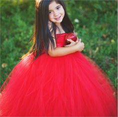 >> Click to Buy << Free shipping Girls red Tutu Wedding dress kids  wedding dress children take a photograph clothing size for 1-12T free shipping #Affiliate
